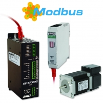Modbus-RTU added to integrated motion control