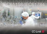 CC-Link IE wins IEC61158/IEC61784 certification