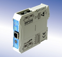 Bridge connects Sercos and EtherCAT networks