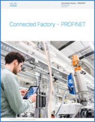 Promoted content: Connected Factory - PROFINET solution
