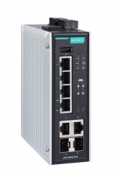 PoE Switches to power heavy-duty IP cameras