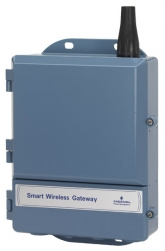 Emerson adds Power-over-Ethernet to wireless gateway