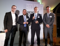 ix Industrial connector wins award