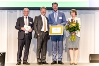 Harting receives Railsponsible CSR Award