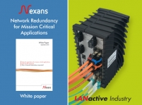Promoted content: Network redundancy for mission critical applications