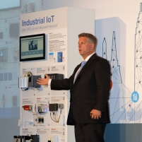 Microsoft and OPC demonstrate Azure Industrial IoT