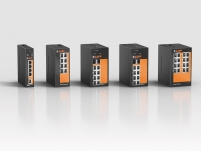 Compact Ethernet switches