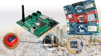 Embedded IoT solutions for rapid prototyping