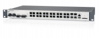 28 port Industrial Ethernet switch