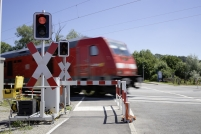 Safe level crossings with Profinet