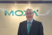 New Moxa Europe General Manager