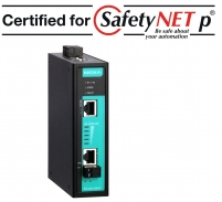 SafetyNET p certified Ethernet extender