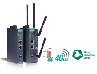 Wireless IIoT gateway solution