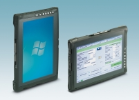 New industrial tablet PCs