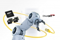 Microcontrollers with EtherCAT support