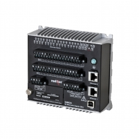 High-density I/O modules integrate powerful networking