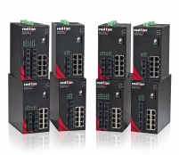 Red Lion unveils next wave of NT24k industrial Ethernet switches