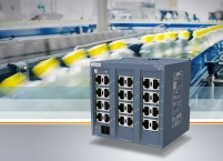 Compact unmanaged Industrial Ethernet switches