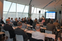Sercos User Conference in Stuttgart