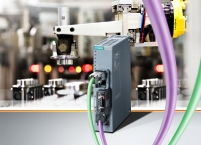 Secure remote access with Profibus