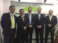 Wago opens new office in China