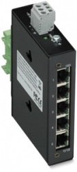 Plug-and-play Gigabit switch for industrial applications