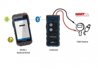 Mobile solution for HART configuration