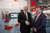 GE partners with SEW-Eurodrive