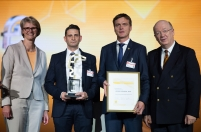 Endress+Hauser wins Hannover Messe's Hermes Award