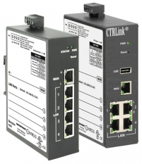 Wired and wireless IP routers