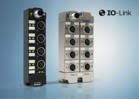 Rugged, machine-mountable IO-Link modules