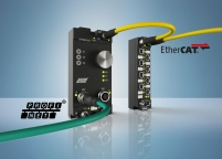 EtherCAT Box I/O also for PROFINET applications