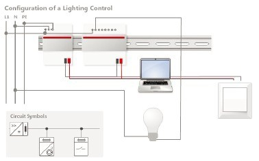 IEB69_p16_2 the industrial ethernet book knowledge technical articles knx lighting wiring diagram at bakdesigns.co