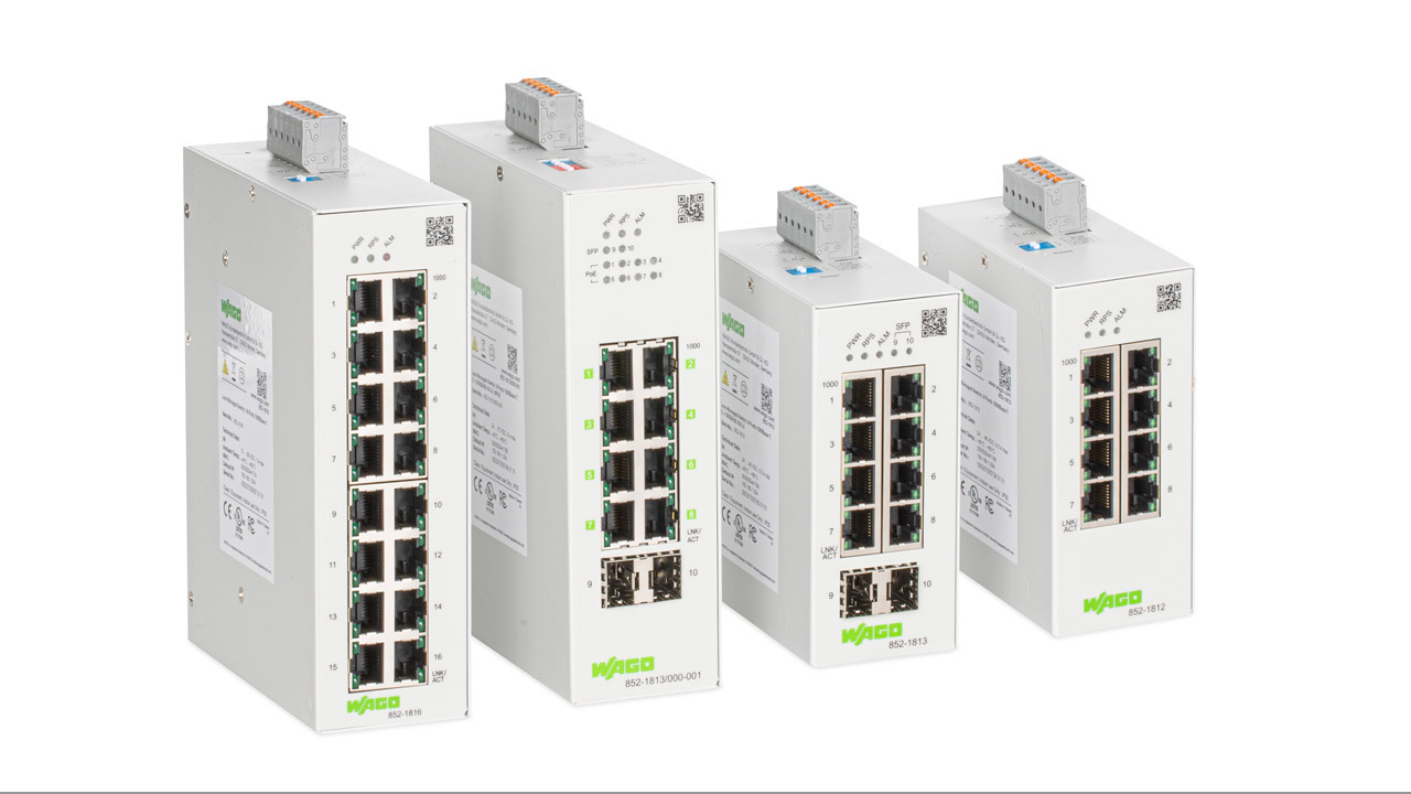 Lean Managed Switches