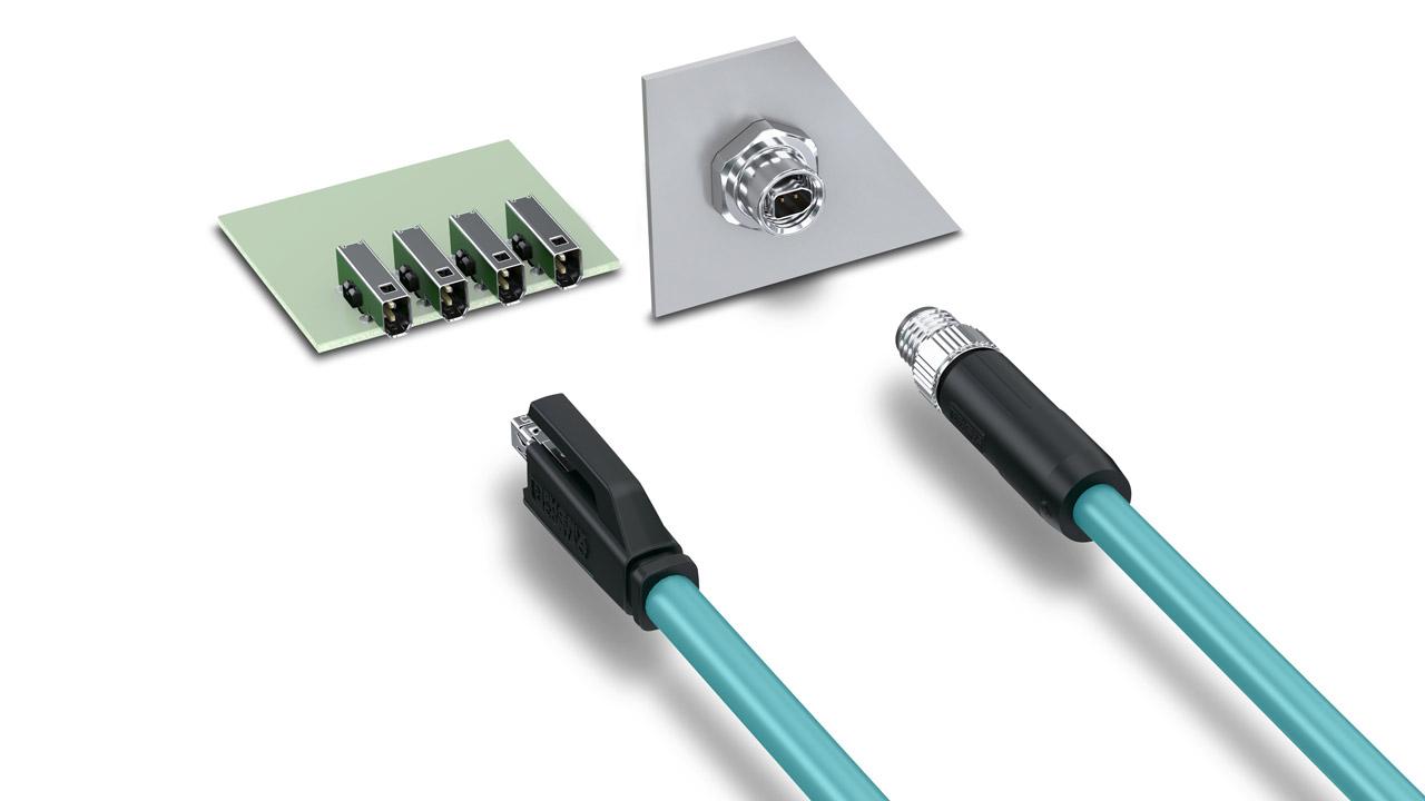 Single Pair Ethernet connectors