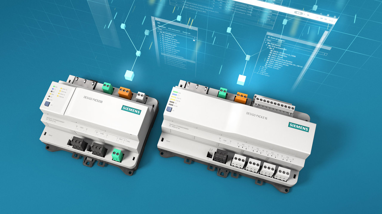 Building Automation Controllers