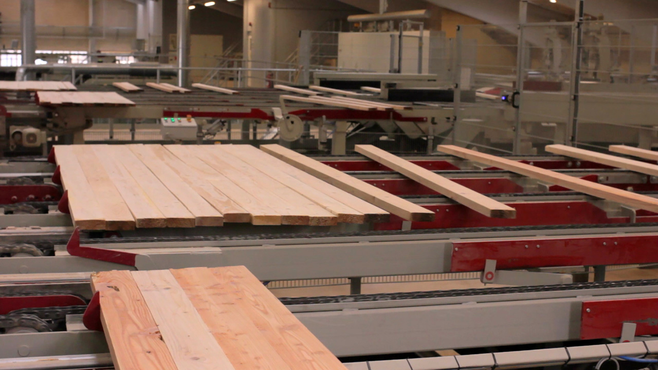 Operating a sawmill requires continuous improvement to the speed and productivity of the process.
