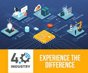 4.0 Industry - Experience the Difference