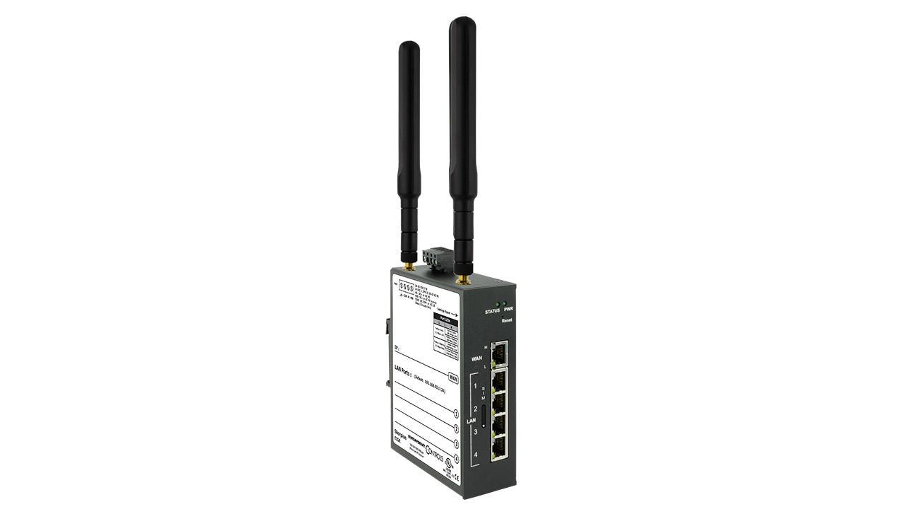Gigabit Cellular Router