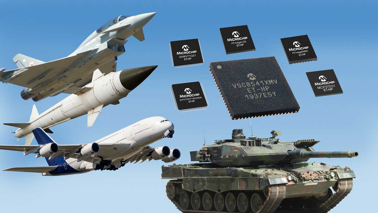 Microchip Introduces High Reliability, Extended Temperature Ethernet PHY Transceiver