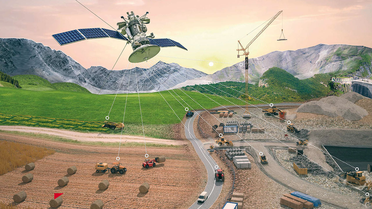 Builders of agricultural and construction machinery can leverage all the benefits of state-ofthe-art automation including safety technology and cloud connectivity.