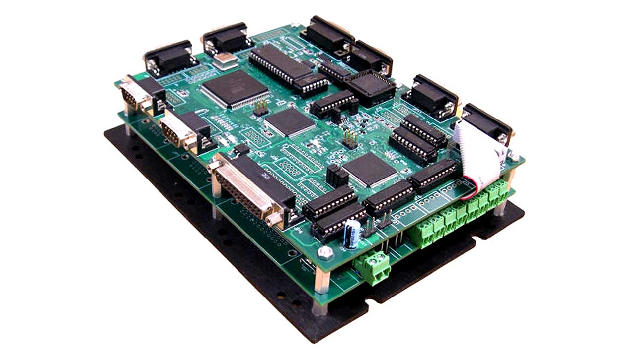 OES Integrated Stepper Motors Controllers Drivers 4x5x300
