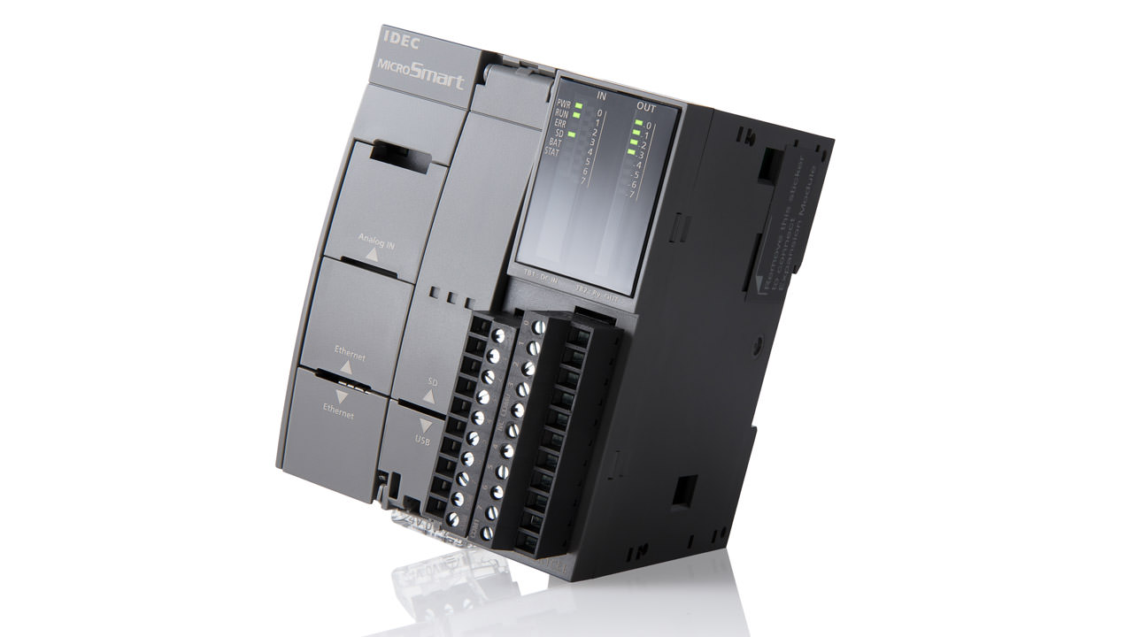PLCs Add EtherNet IP Support