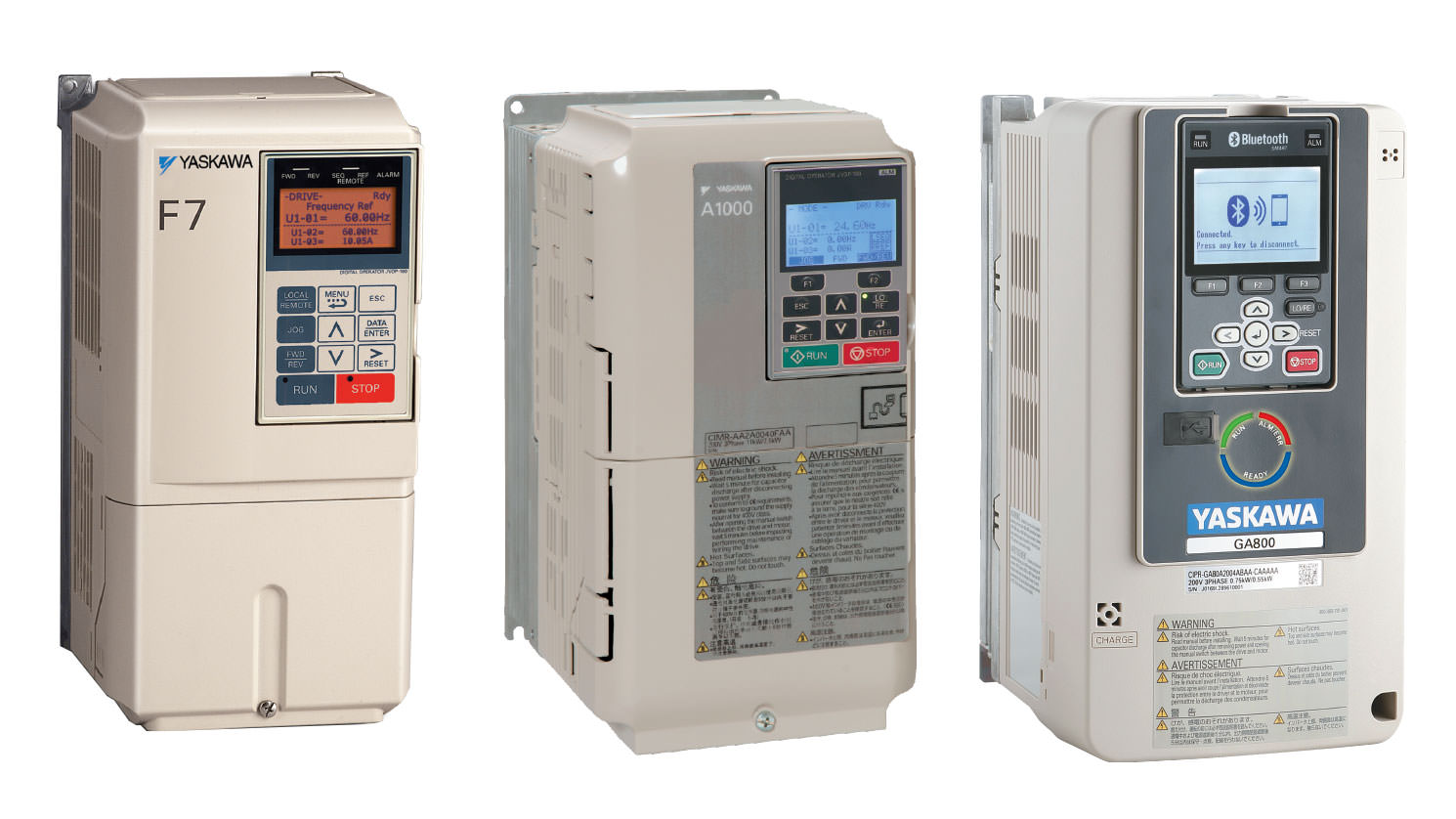 Variable Frequency Drive designs have evolved over time to make Smart Manufacturing simpler for users.