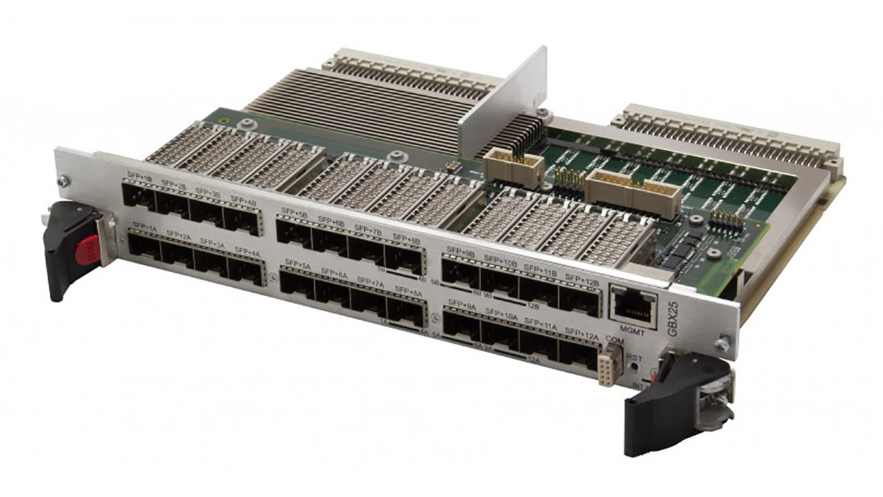 VME Ethernet Switches