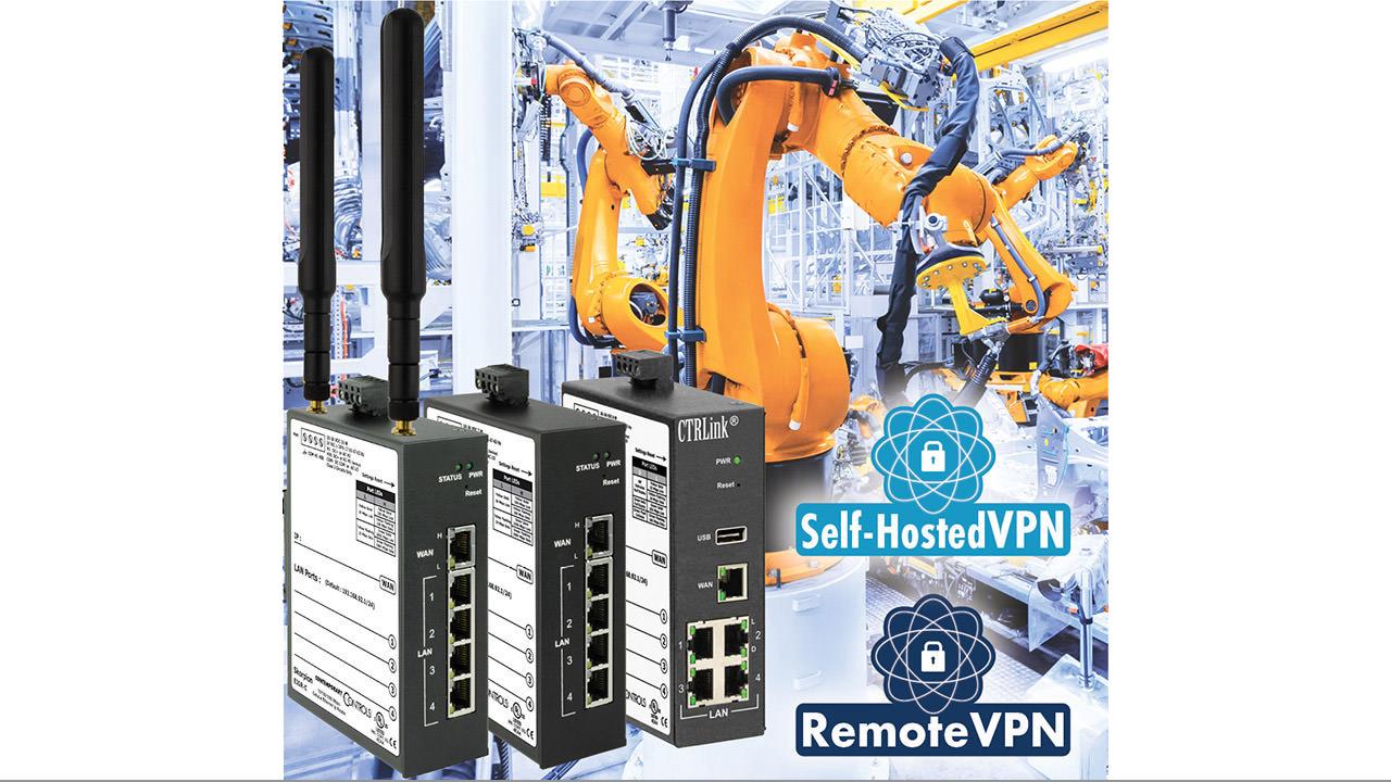 Contemporary Controls Router