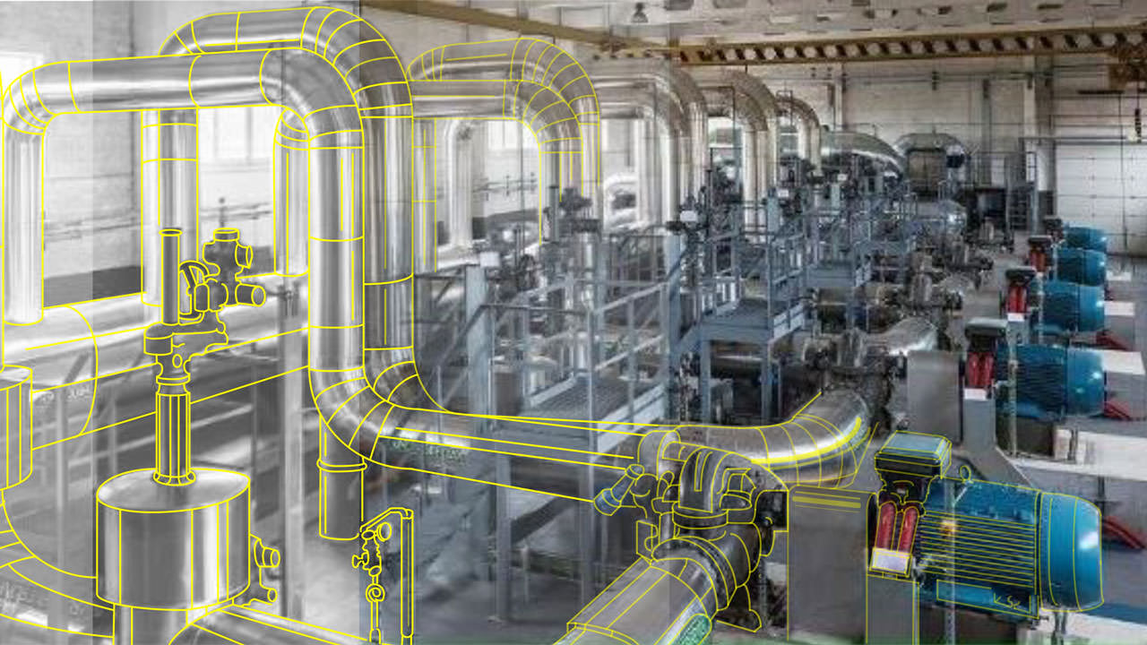 The automation system would communicate directly to the digital twin and treat the digital twin as the primary resource for interaction.