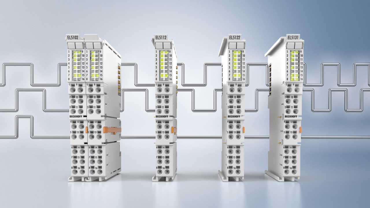 EtherCAT Terminals Enhance Incremental Signal Analysis