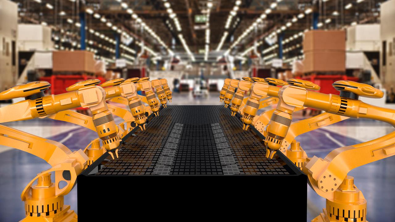 Robotics in the Smart Factory