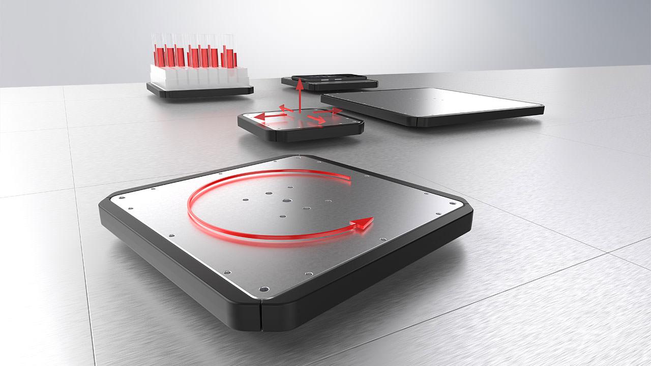 Beckhoff XPlanar technology
